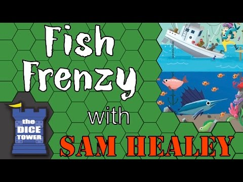 Fish Frenzy Review - With Sam Healey