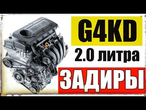 G4KD 2.0 - ЗАДИРЫ! Вся ПРАВДА! На примере Sportage 2.0 78000 км. 2011 г. (Optima, Ix35, Sonata)