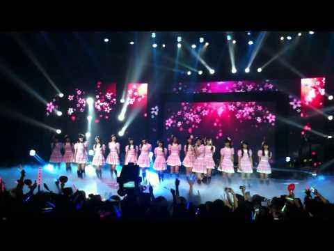 [FANCAM] Boku No Sakura - JKT48 @ Mega Konser RCTI JKT48 170712