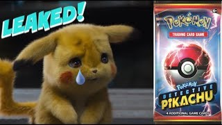 Pokemon Detective Pikachu Cards LEAK! (Potential Movie Spoilers)