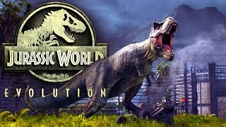 Jurassic World Evolution #14 | Züchten & verlegen | Gameplay German Deutsch thumbnail