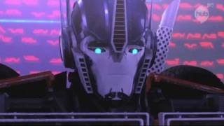 Transformers: Prime Season 2 trailer 2 HD