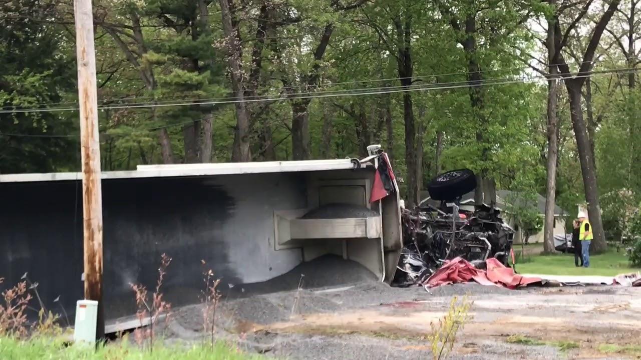 Head on fatal crash on M-120 in Muskegon County