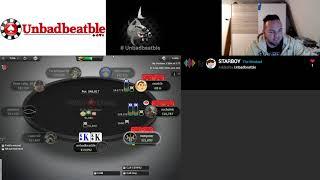 Schwiizer Poker Stream - NL500 Zoom Pokerstars #1 (Part 4)