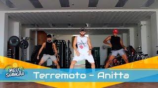 Baixar Terremoto - Anitta & Kevinho - Coreografia - Meu Swingão.