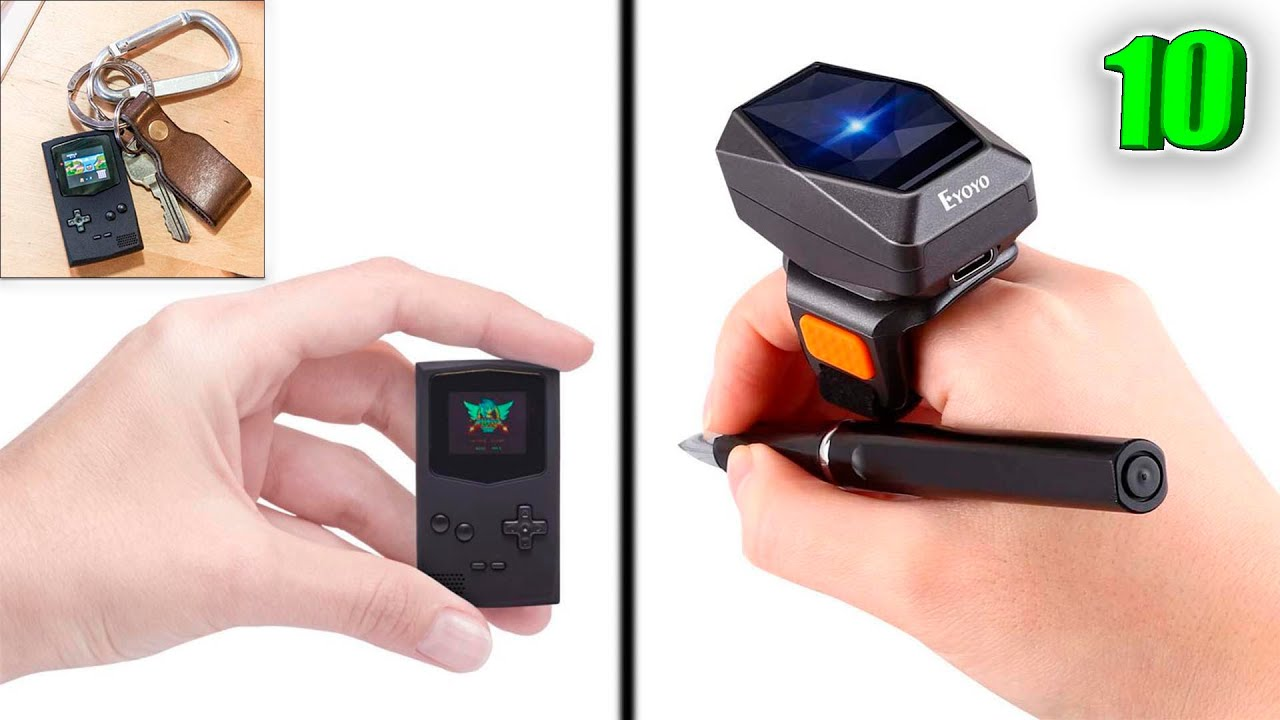 10 New Products Amazon & Aliexpress 2020 | Cool Future Tech. Amazing Gadgets