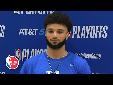 Jamal Murray wants Nuggets to get the respect they deserve after Clippers win | 2020 NBA Playoffs