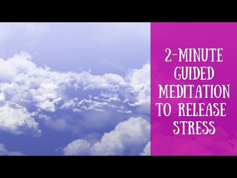 2-Minute Guided Meditation to Release...