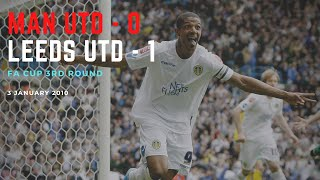 Leeds Beat Man Utd in FA Cup - Jan 2010