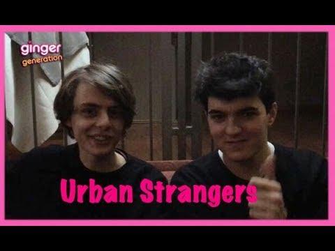 Urban Strangers - Intervista