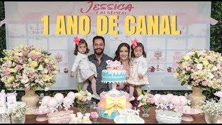 Baixar A FESTA DE 1 ANO DO CANAL (VIDEO OFICIAL)  Jéssica e as Gêmeas