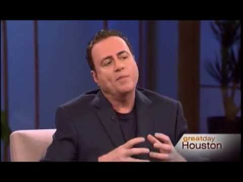 Great Day Houston: Mark Anthony the Psychic Lawyer® on Suicide and Robin Williams.