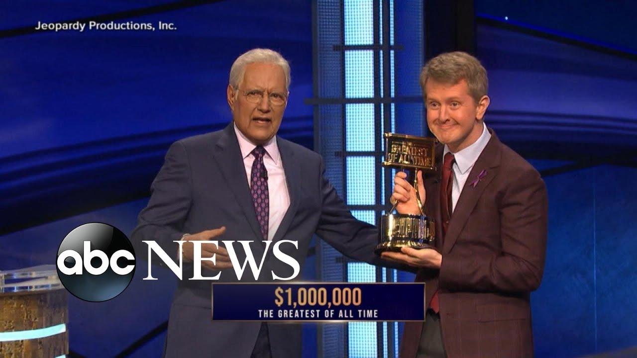 Ken Jennings to be first interim Jeopardy host after Alex Trebek's ...