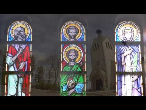 St Sava Monastery Renovation Video 2016