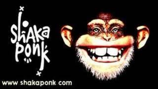 Lust and Cucu Shaka Ponk SHAKAPONK Labeyrie Pub