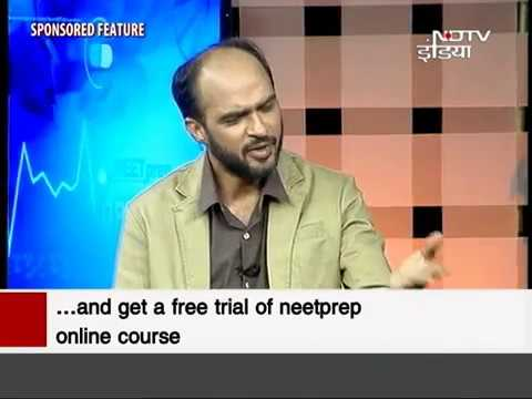NEETPrep.com on NDTV: Most Effective Online Platform for NEET Preparation