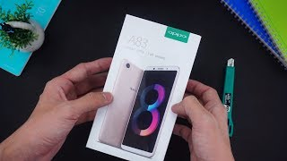 Unboxing OPPO A83 Indonesia!