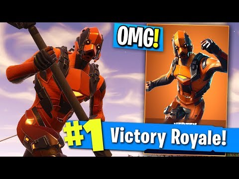 "SHOULD YOU BUY THIS FORTNITE SKIN? (New ""Vertex"" Skin Fortnite Gameplay)"