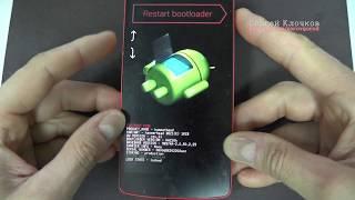 Прошивка Nexus 5 - не сбрасывается графический ключ не работает хард ресет