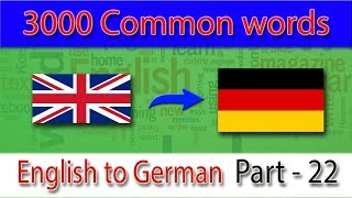 english to german   1051 1100 most common words in english   words starting with d