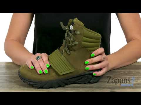 20275dd37 The North Face Raedonda Boot Sneaker Mid SKU: 9068474 - YouTube