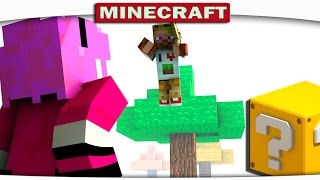 ч.09 ЛОВИ МЕНЯ!!! - Minecraft Lucky Sky Wars DMS