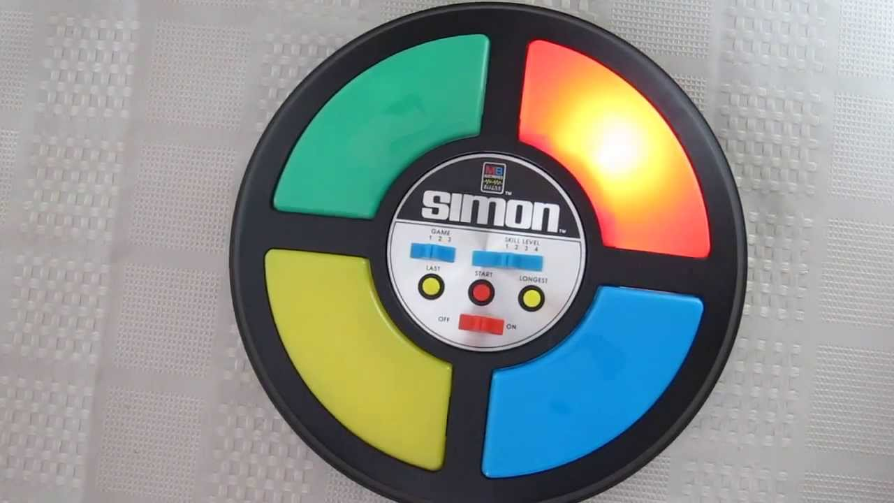 Simon Says 1978 Electronic Game By Milton Bradley Mint Condition