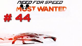 Need for Speed Most Wanted 2012 # 44 Extrem sportlich unterwegs Let's Play