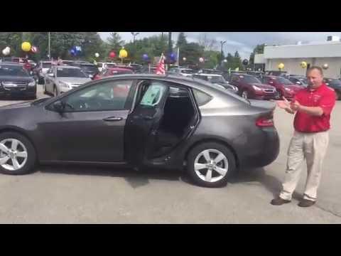 2015 Dodge Dart at Thelen Chrysler Jeep Dodge Ram  YouTube