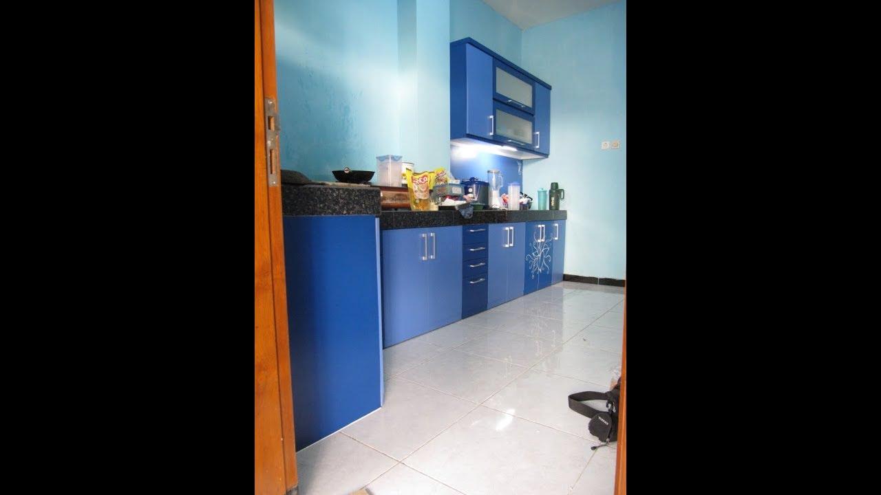 Design Kitchen Set Untuk Dapur Kecil Interior Dapur  Kitchen Set Semarang  Custom Furniture Semarang