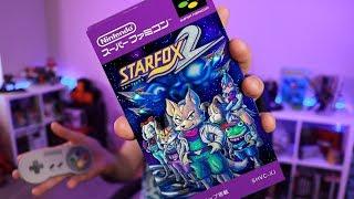 STAR FOX 2 : Le jeu annulé qui sort enfin !