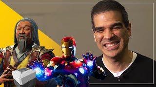 Создатель Mortal Kombat 11: Лутбоксы, Marvel vs DC, MK фильм