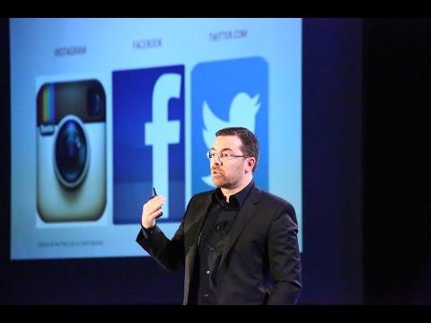 Social Media Marketing Expert Speaks to 600 in Seattle