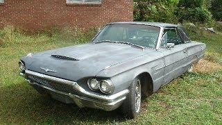 1965 Ford Thunderbird, Runs, For Sale, $2750, Call 1-864-348-6079