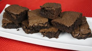 Easiest Way For Homemade Fudgy Brownies (one Bowl Recipe) - Episode 9 - Amina Is Cooking