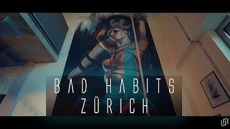 Bad Habits Ink - Tattoo Studio Zürich   Promo  