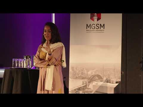 The Big Friday of Social Entrepreneurship - Manal al-Sharif
