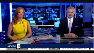Sarah-Jane Mee on Sky News 27/4/16