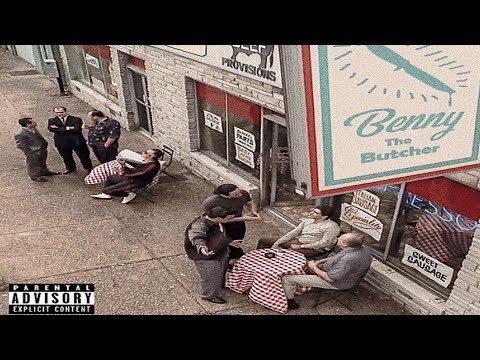 Benny The Butcher - Butcher On Steroids (New 2017 Full Mixtape) Ft. Conway, El Camino @BennyBsf