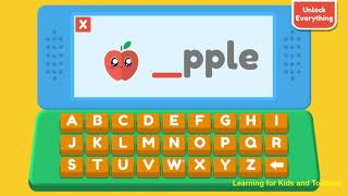 Kids computer - learn alphabet and animals and - [Ages 6-8] - Android