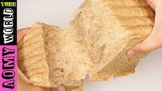 Amazing Soft & Fluffy & Moist Whole Wheat Bread | BAKE AT HOME | YUMMY ❤