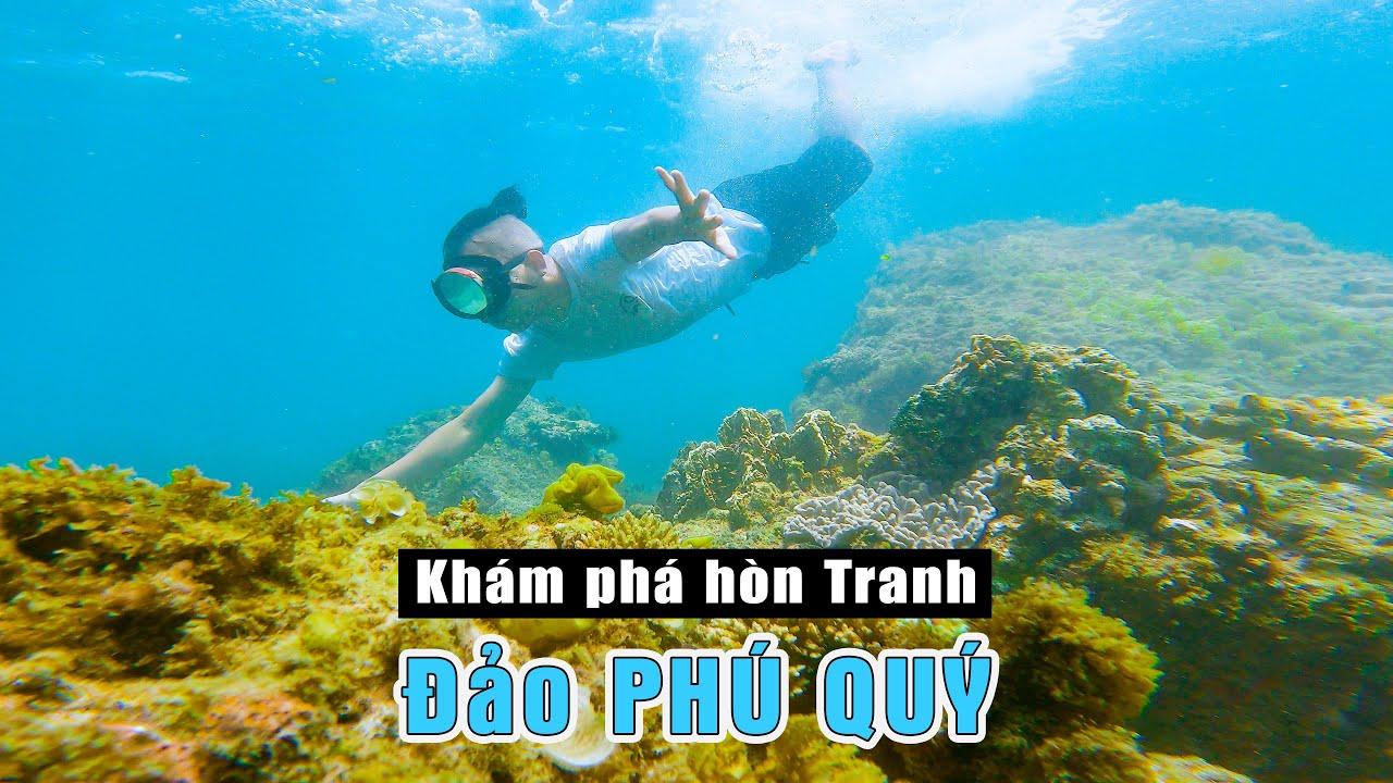 Những góc ảo diệu trên Hòn Tranh đảo Phú Quý Bình Thuận - Phu Quy Island