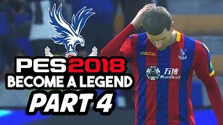 PES 2018 BECOME A LEGEND CAREER Gameplay Walkthrough Part 4 - DROPPING DOWN THE TABLE