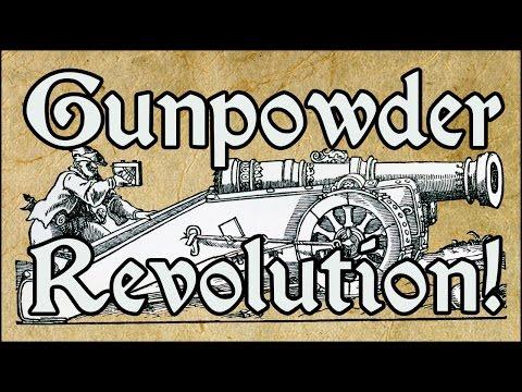 Gunpowder Revolution!