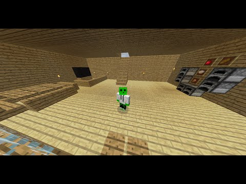 Minecraft Gamers Creative Mind- The First Floor