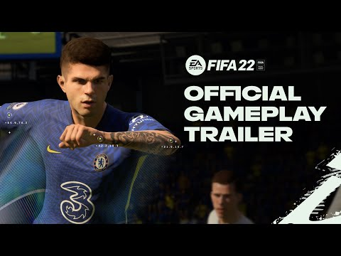 FIFA 22 | Official Gameplay Trailer