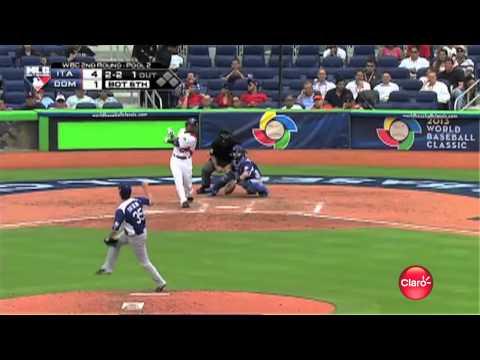 Claro RD - Clásico Mundial de Beisbol 2013 - Robinson Canó 2