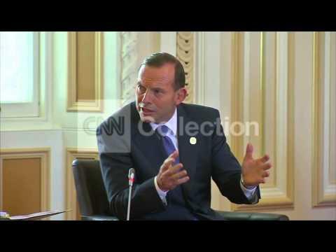 AUSTRALIA: G20 - WORLD LEADERS RETREAT