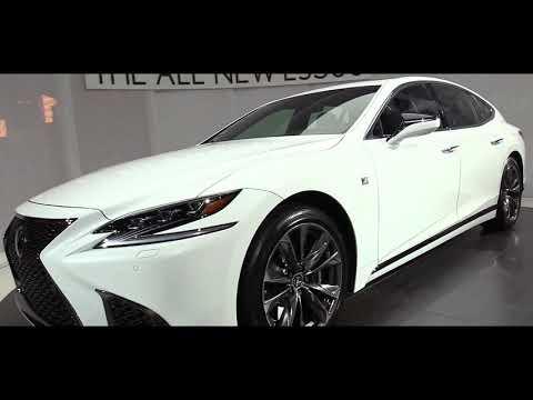 2020 Lexus LS500 F Sport   Exterior And Interior