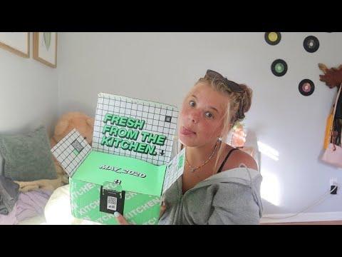 Lush subscription box: May - YouTube